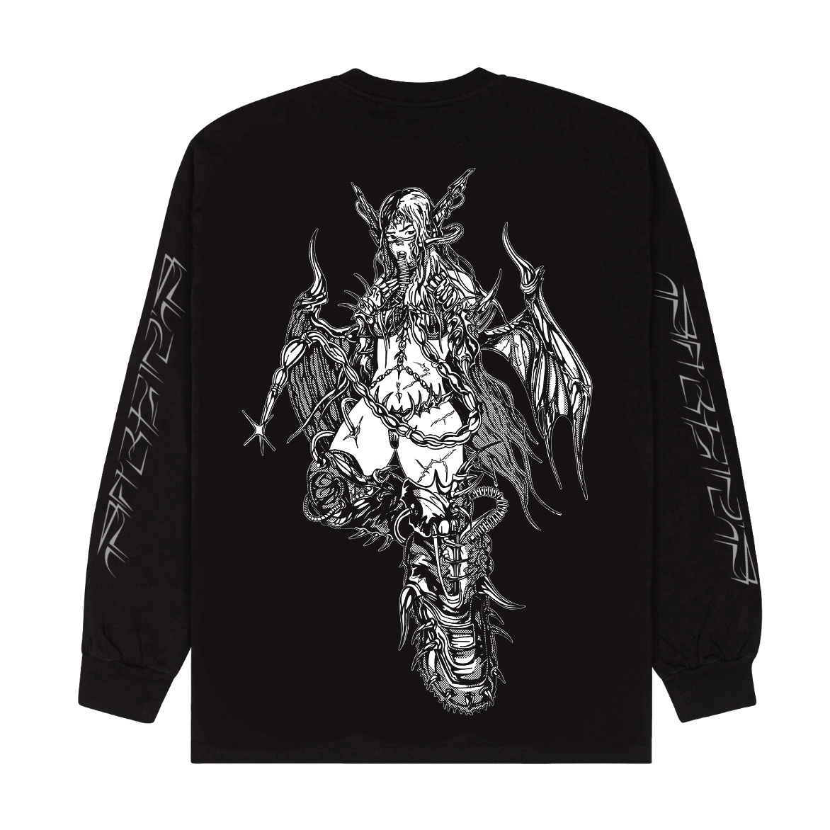 Limited Edition SIRENS Longsleeve - BACK